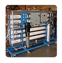 Установка обессоливания воды большой производительности